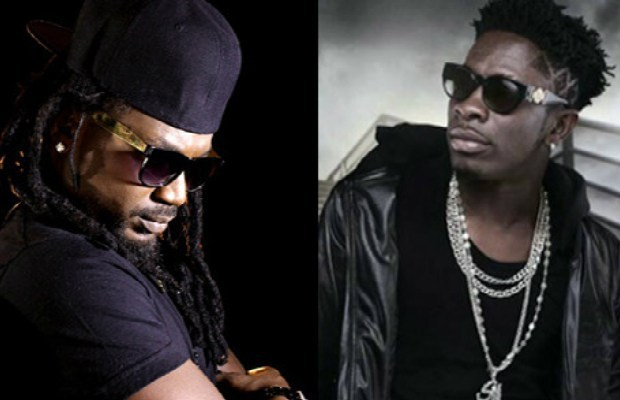 Samini mocks Shatta Wale using his 'paah paah paah' signature