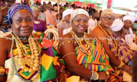 Ghana@60 celebrated with Kente