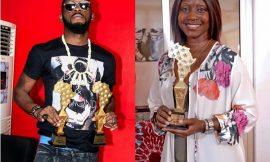 DJ Arafat & Ouder 1er pick 2016 WatsUp TV Music Video Awards