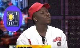 The man behind Ghanaian dancehall, Stonebwoy