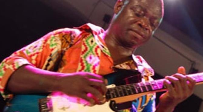 Ackah Blay wails for Highlife music
