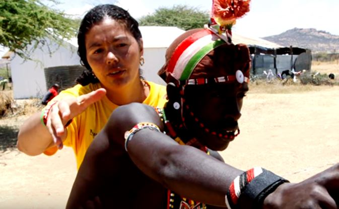 Faces of Africa – Maasai Cricket Warriors