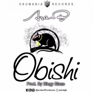 Obishi by Ara-B(Official video)