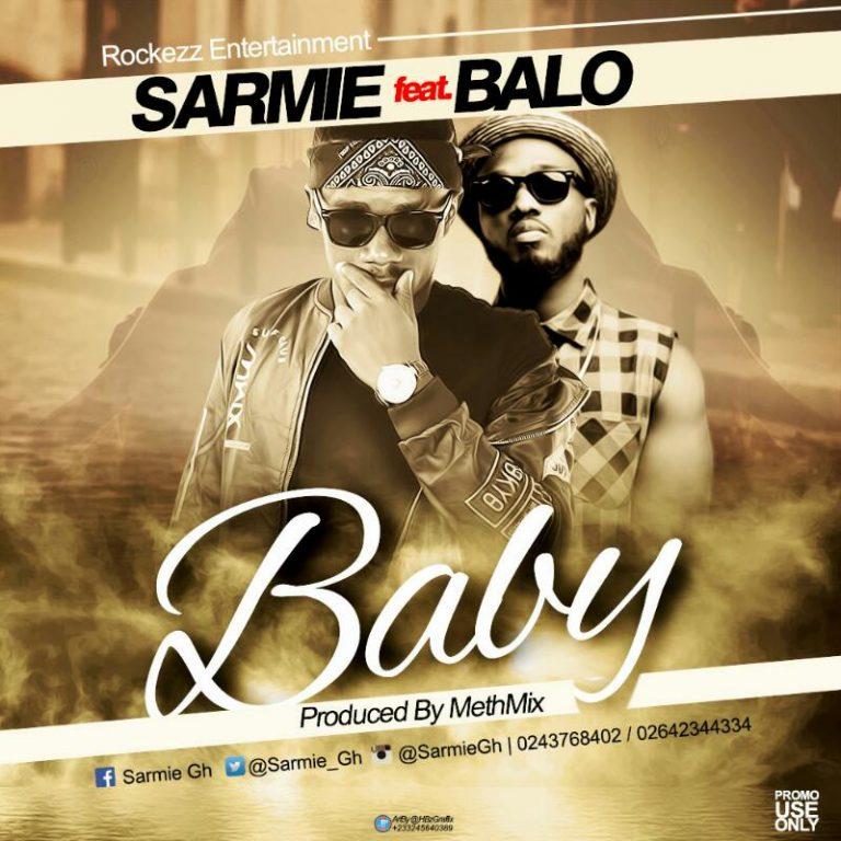 "Sarmie drops ""Baby"" ft. BALO"