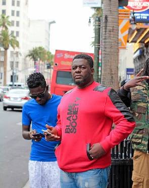 Shatta Wale is planning to kidnapped my boy – Bulldog