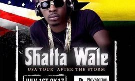Shatta Wale to Storm USA, July 1st