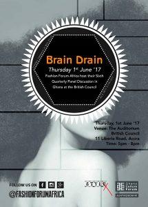 """Brain Drain"" in the Ghanaian fashion market"