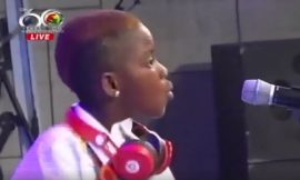 8 year old girl crowned winner of the TV3 Talented Kidz Season 8