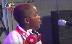 8 year old girl crowned winner of the TV3 Talented Kidz Season 8
