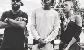 Stonebwoy campaign's for second BET nomination
