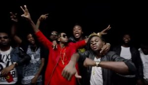 Visuals: Yung6ix – Grind Don't Stop ft. CHARASS