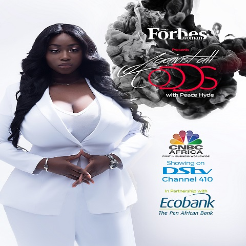 Forbes Woman Africa celebrates powerful women in 'Against The Odds with Peace Hyde'