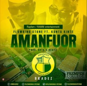 Bradez honours Prempeh College with 'Amanfour' single