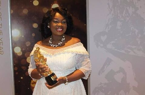 'Ultimate Woman of the Year' goes to Ellen Hagan; EMY Awards 2017