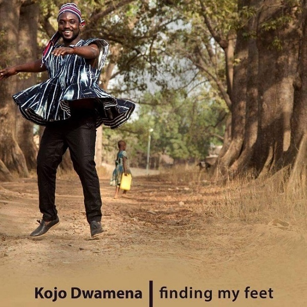 Kojo Dwamena -'Finding My Feet'