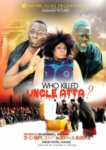 'WHO KILLED UNCLE ATTA' premieres Sept 2