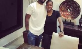 Peter Okoye aka Mr P formally of Psquare Introduce his new Manager