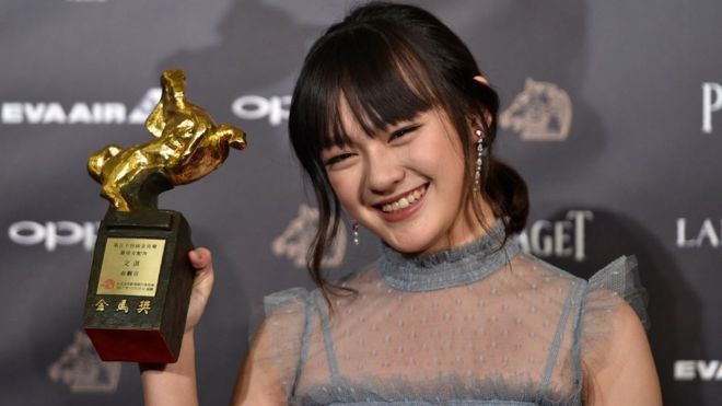 Actress, 14, Wins At 'Chinese Oscars'