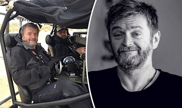 British camera operator dies filming BBC drama
