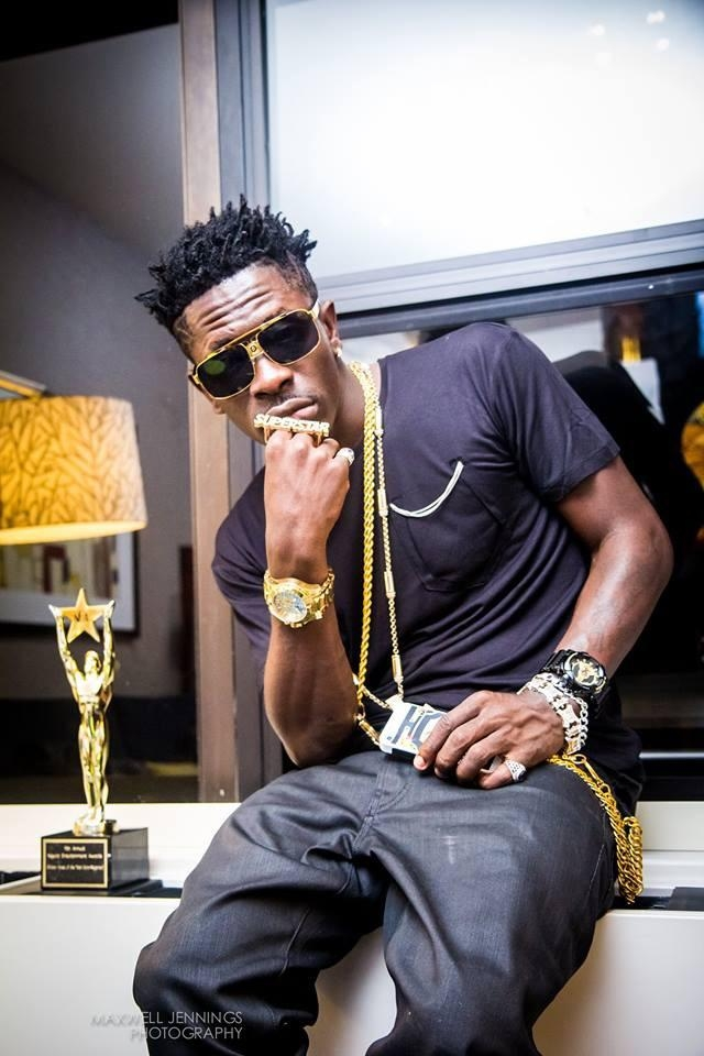 I'm a shoeshine boy; your mother, father are my colleagues – Shatta to Timaya
