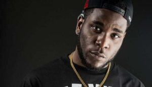 Burna Boy Declared wanted  for Robbery-  Police commissioner