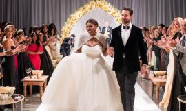 Tennis Super Star Serena Williams Marries Alexis Ohanian  in New Orleans