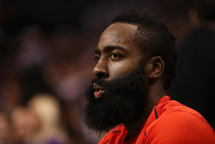 "James Harden Visits Meek Mill In Prison: ""His Spirits Is High"""