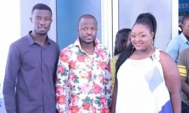 Popular Man of God, celebrities storm Korle-Bu Teaching hospital