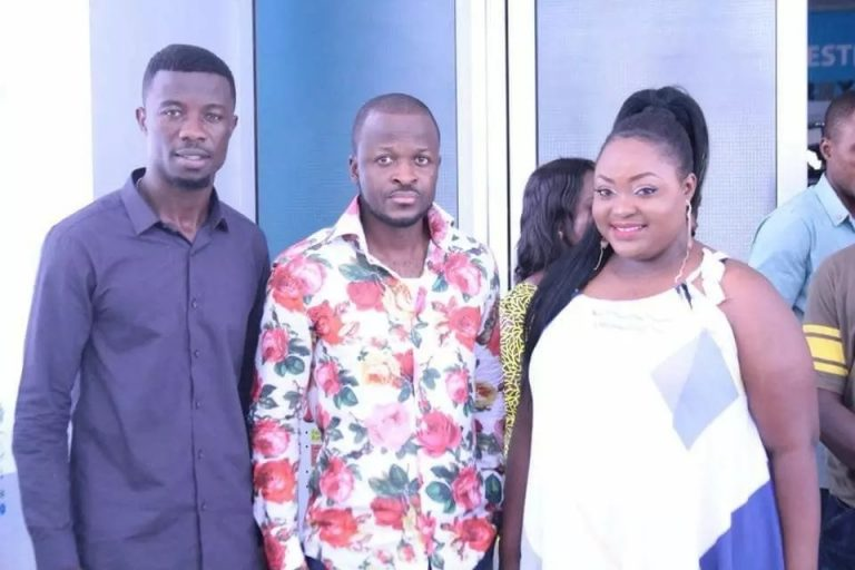 Popular Man of God, celebrities storm Korle-Bu Teaching hospital