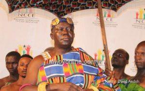 I am a proud freemason – Otumfuo Osei Tutu II