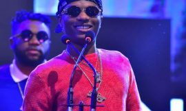 I don't tolerate nonsense from international award shows – Wizkid
