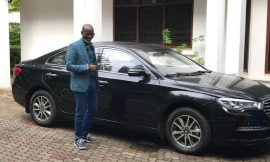 Finance Minister acquires Kantanka salon car; others to follow ?