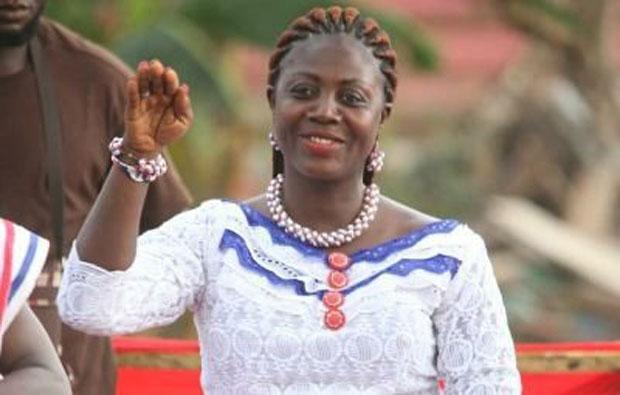 Akwatia MP finally speaks English in parliament