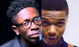 SHATTA WALE WISHES HIS WIZKID FANS 'MERRY CHRISTMAS'