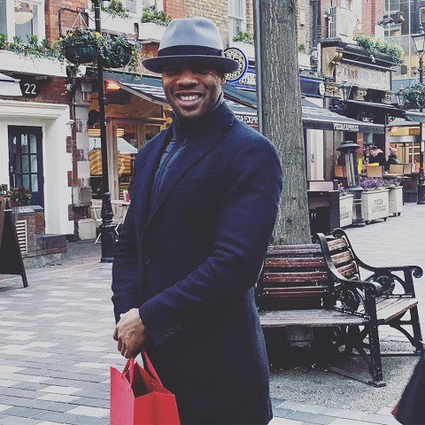 SEE PHOTOS: Junior Agogo bounces back to life after stroke