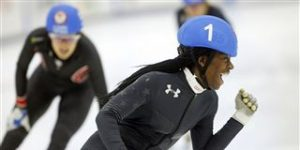 Young Ghanaian lady sets Record in USA