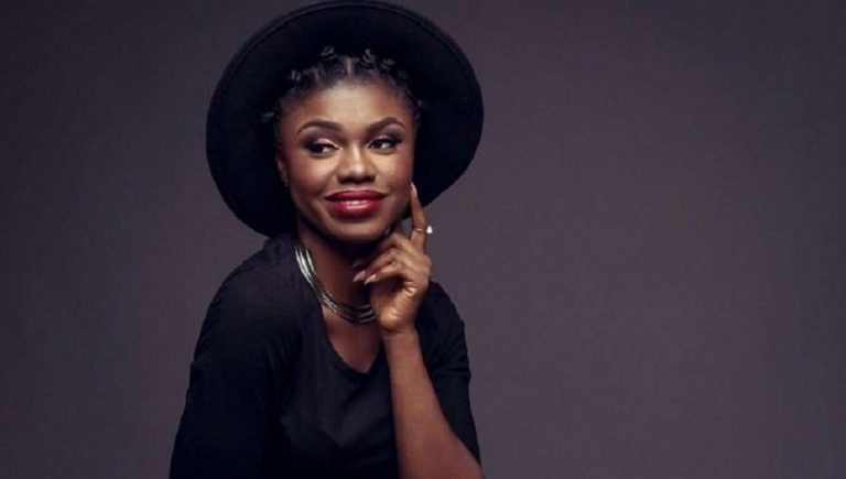 Becca plays on Kojo Antwi's Boxing Day live concert