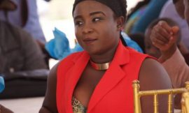 Maame Serwaa honoured at UCC