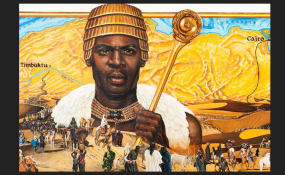 Mali: Meet Mansa Musa I of Mali, the Richest Human in History