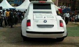 President Akufo-Addo Lauds Safo Katanka Over Technological Exploits