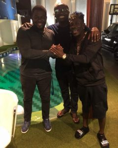 Finally – Shatta Wale And Bulldog Reunited After Bola Ray's Intervention
