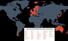 The USA Visa Waver Program
