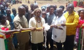 US rapper Lil Jon builds a second school in Ghana