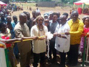 US rapper Lil Jon builds a second school in Ghana