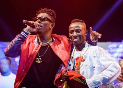 Shatta Wale is my father; he would give me a brand new car soon – Patapaa
