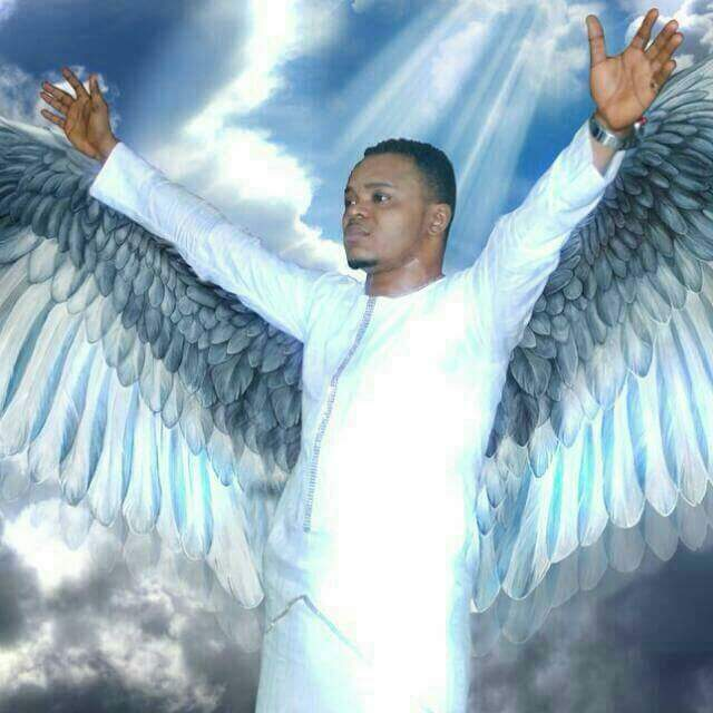 VIDEO: Jesus Bishop Obinim Tries To Fly To Heaven