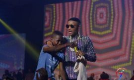Wizkid Shares Photos As He Catches Up With New Starboy Entertainment Signee Ahmed