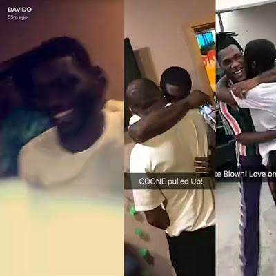 Crooner Davido's Crew Member Kayode Has Been Released From Kirikiri Prison