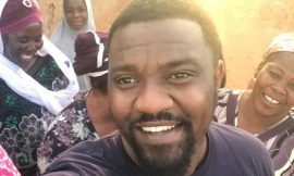 PHOTO: John Dumelo engaged to long-time girlfriend