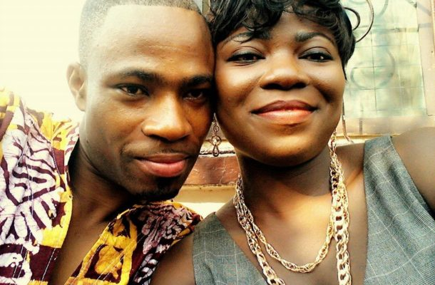 Kofi Adoma Nwanwani 'Engages' Afia Pokuaa (Photo)